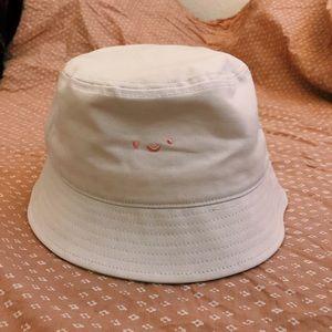 NWOT Tsuki Smiley Bucket Hat :)